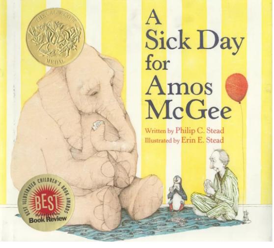 《阿莫的生病日》绘本故事 教会孩子爱与关怀下载自取