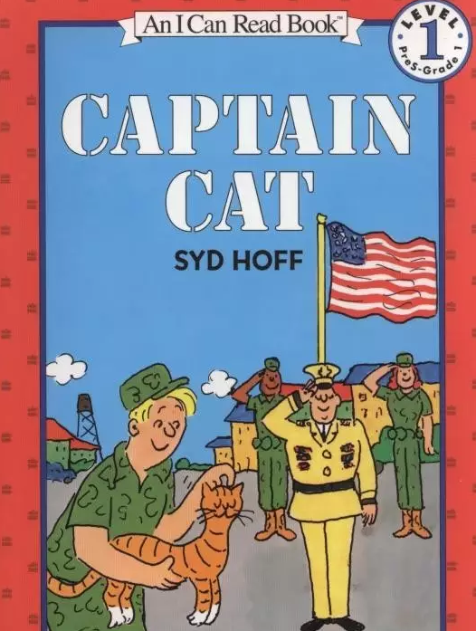 《猫上尉》Captain cat 有趣的英文小故事资源<b style='color:red'>大全</b>
