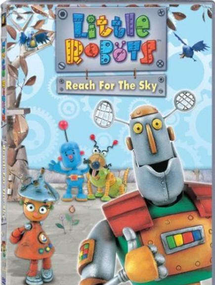 机器人历险记 Little Robots 免费观看,BBC原版英语动画片音频分享!