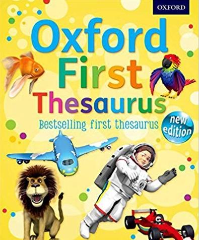 牛津同义词词典电子版 Oxford First Thesaurus 扩充词汇量利器资料大全