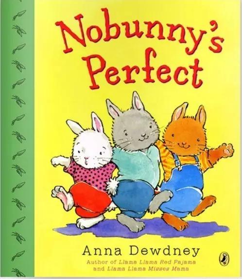 《没有完美的小兔子》绘本,教孩子学会与别人友好相处免费下载地址。