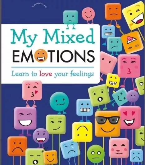 DK儿童百科《我的复杂情感》帮助孩子控制不良情绪的认知书pdf网盘!