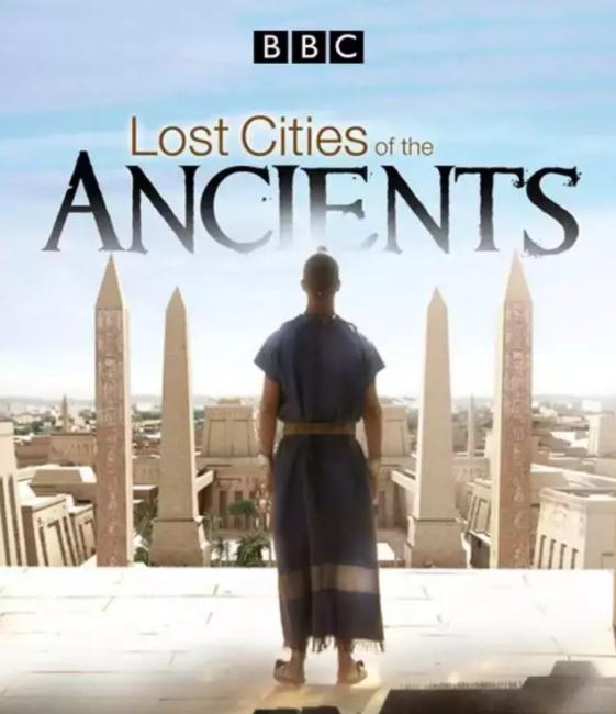 《消失的古文明》紀錄片,bbc經典之作中英雙