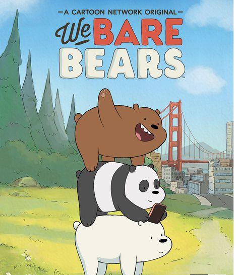 咱们裸熊百度云1~4季完整版,幽默的剧情却含有深意下载地址