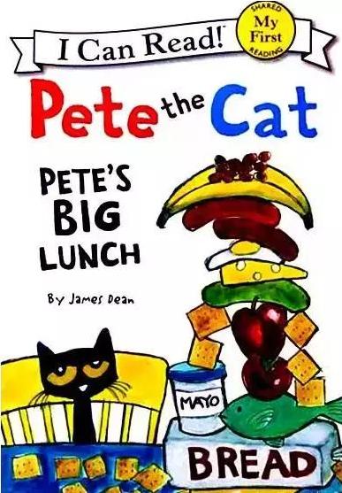 《皮特的豪华午餐》Pete's Big Lunch,教孩子懂得与别人分享百度云分享