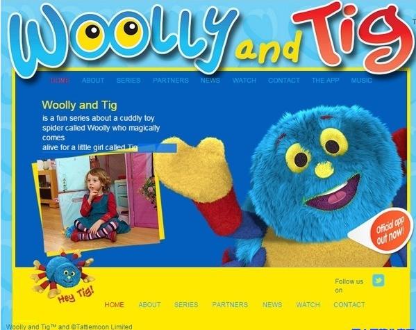 《伍迪与蒂格》Woolly and Tig,BBC真人情景剧第一季下载自取