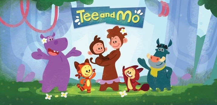 《小提与莫莫的游戏时间》BBC英文益智动画片全50集百度网盘!