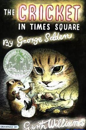 时代广场的蟋蟀电子书下载,世界儿童文学经典书视频下载!