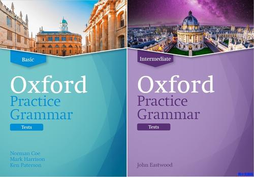 牛津英语语法教程《Oxford Practice Grammar》整套pdf下载